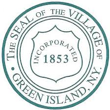seal of Green Island NY