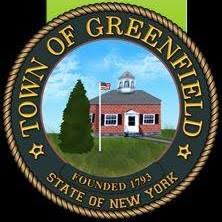 Town of Greenfield NY seal